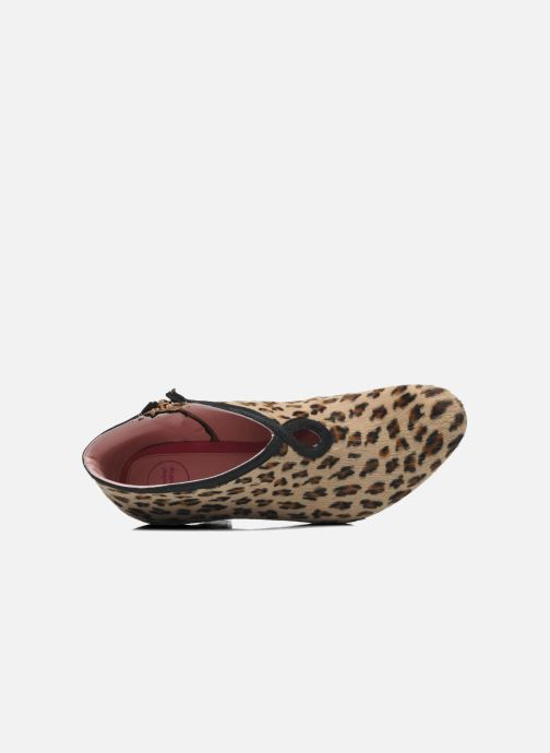 Boots en enkellaarsjes Annabel Winship Ohyeah Blauw links