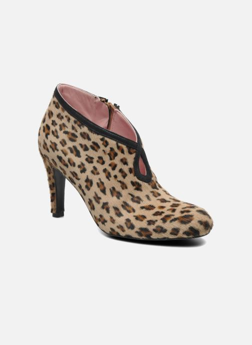 Bottines et boots Annabel Winship Ohyeah Bleu vue détail/paire