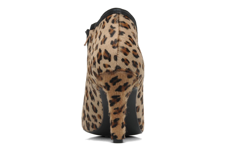 Bottines et boots Annabel Winship Ohyeah Bleu vue droite