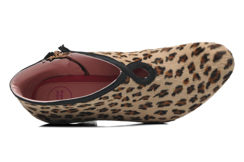 Bottines et boots Annabel Winship Ohyeah Bleu vue gauche
