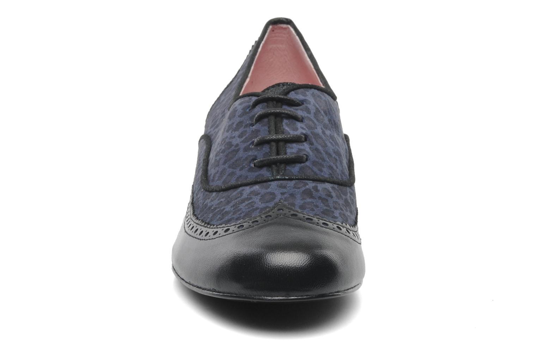 Chaussures à lacets Annabel Winship Italiano Noir vue portées chaussures