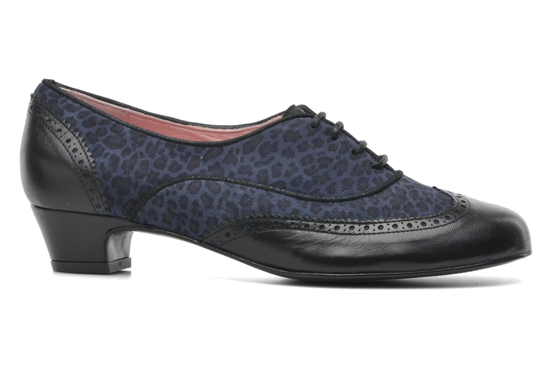 Chaussures à lacets Annabel Winship Italiano Noir vue derrière