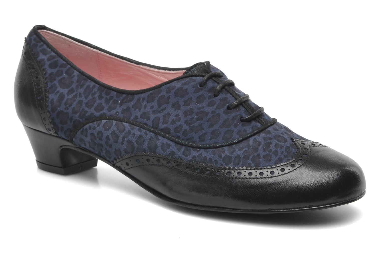 Chaussures à lacets Annabel Winship Italiano Noir vue détail/paire
