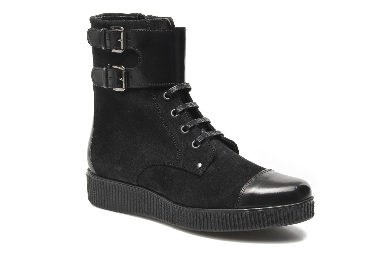 Bottines et boots Anaki Kate Noir vue détail/paire