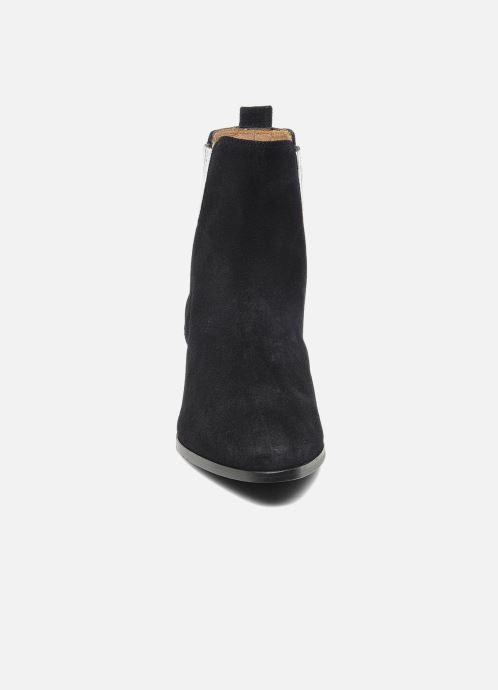 Bottines et boots Anaki Paul Bleu vue portées chaussures