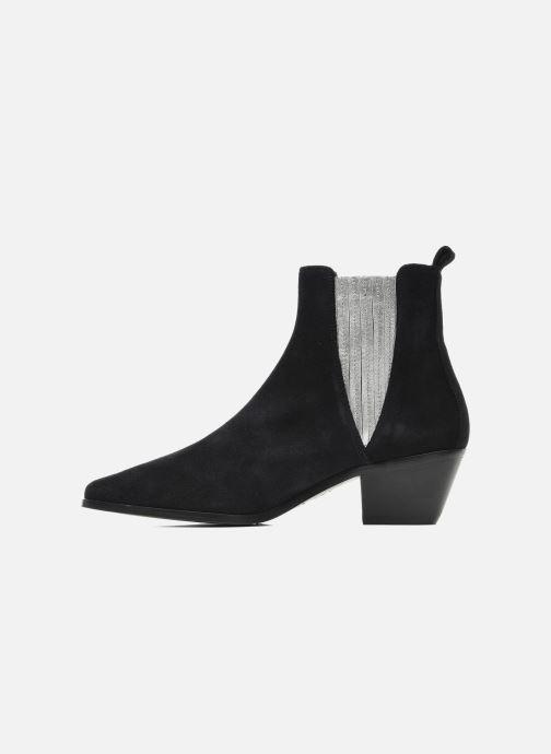 Bottines et boots Anaki Paul Bleu vue face