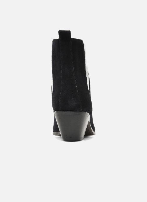 Bottines et boots Anaki Paul Bleu vue droite
