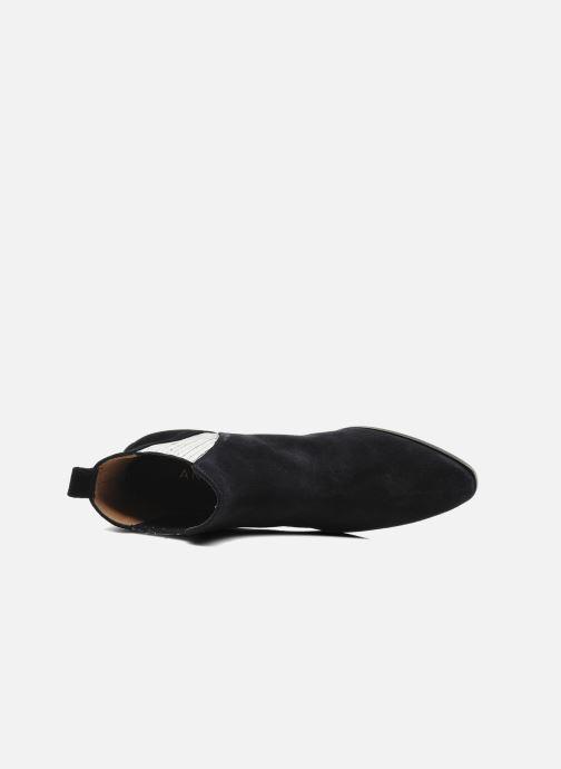 Bottines et boots Anaki Paul Bleu vue gauche