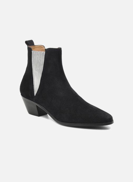 Bottines et boots Anaki Paul Bleu vue détail/paire