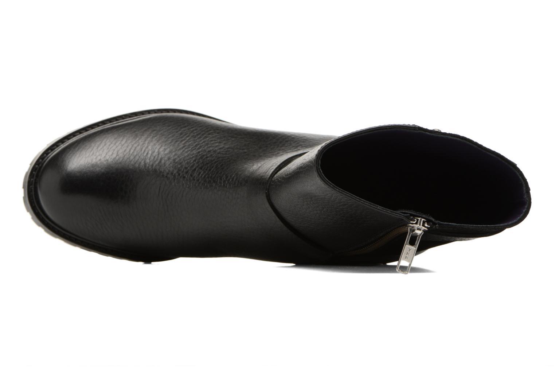 Bottines et boots Anaki Paul Noir vue gauche