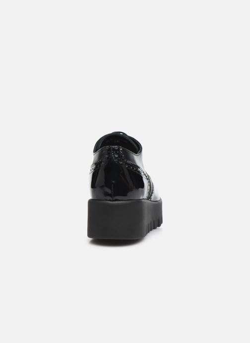 Chaussures à lacets Anaki Richard Noir vue droite