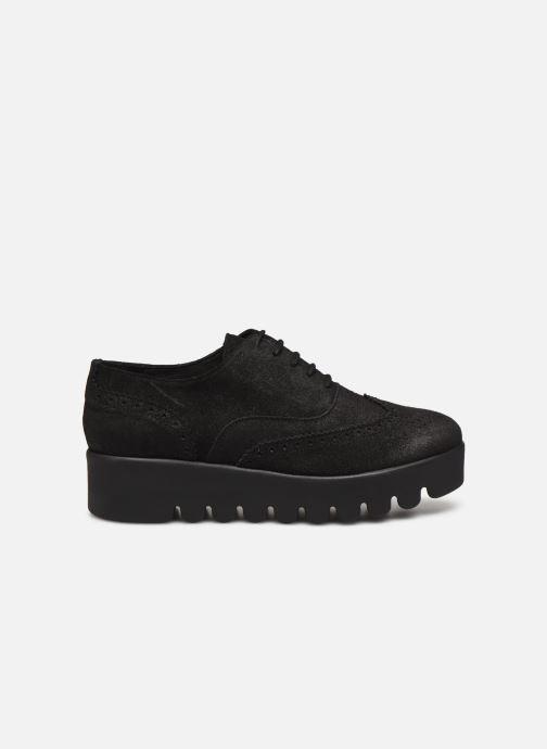 Chaussures à lacets Anaki Richard Noir vue derrière