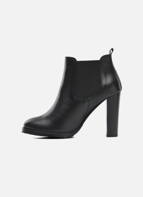 Boots en enkellaarsjes Anaki Sabrina Zwart voorkant