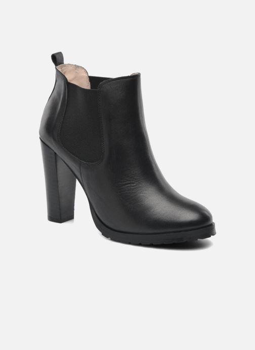 Boots en enkellaarsjes Anaki Sabrina Zwart detail