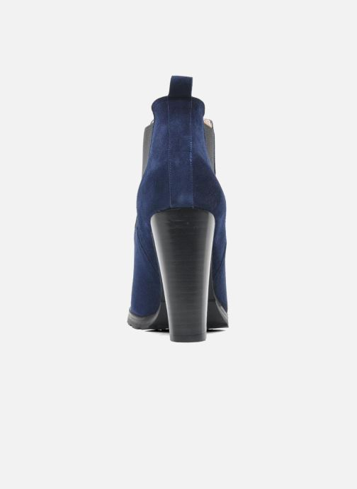 Ankle boots Anaki Sabrina Blue view from the right
