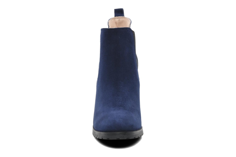 Bottines et boots Anaki Sabrina Bleu vue portées chaussures