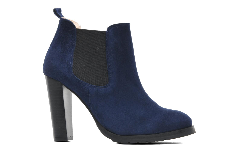 Bottines et boots Anaki Sabrina Bleu vue derrière