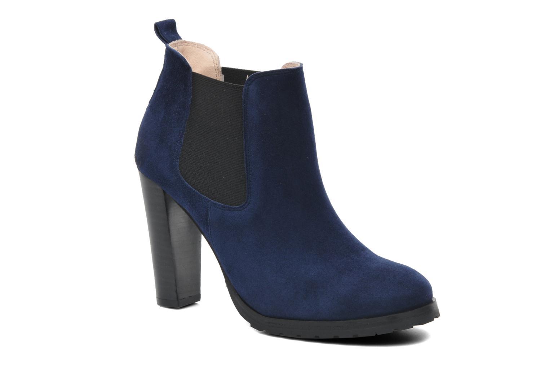 Bottines et boots Anaki Sabrina Bleu vue détail/paire