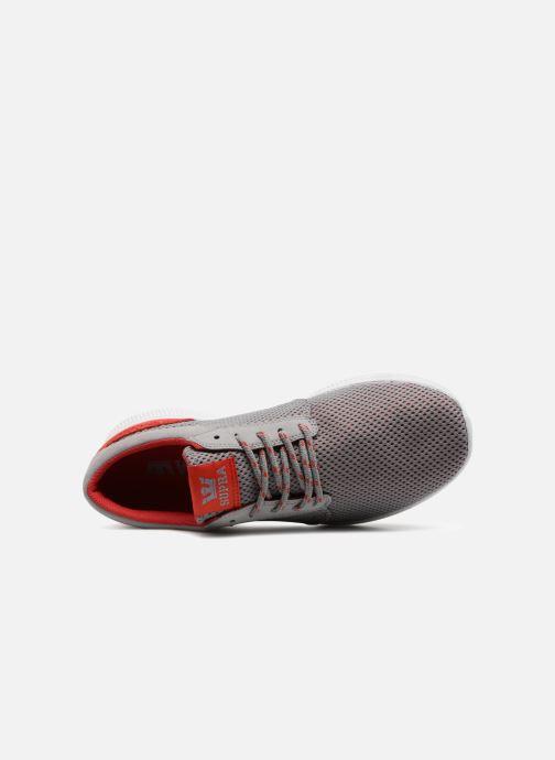 Sneaker Supra Hammer Run grau ansicht von links