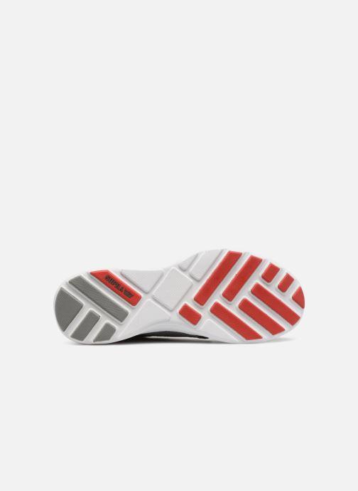 Sneaker Supra Hammer Run grau ansicht von oben