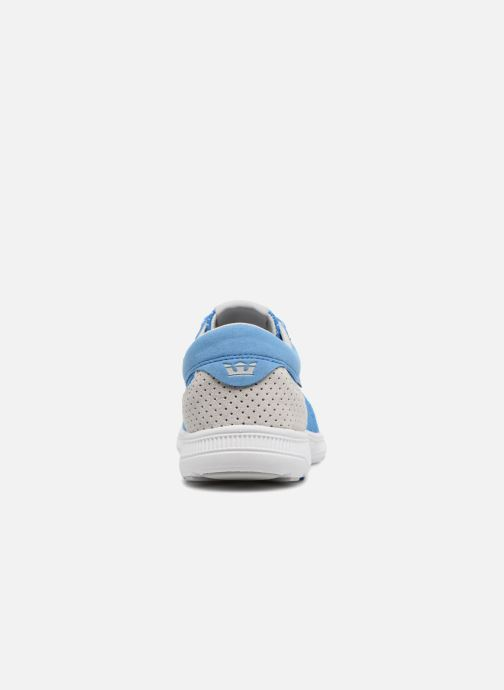 Sneakers Supra Hammer Run Blå Se fra højre