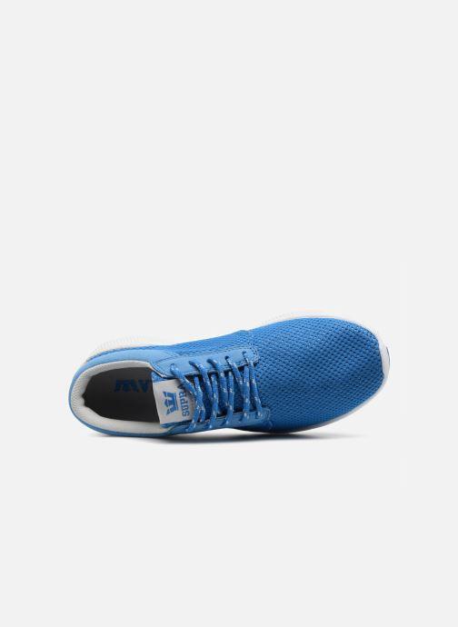Sneakers Supra Hammer Run Blå se fra venstre