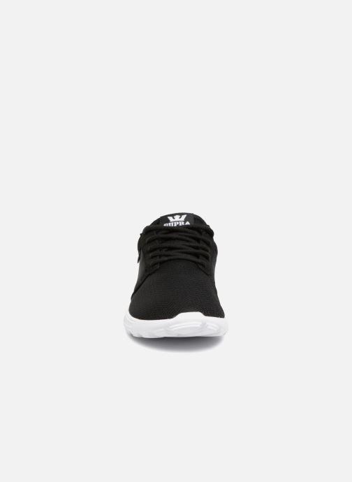 Sneaker Supra Hammer Run schwarz schuhe getragen
