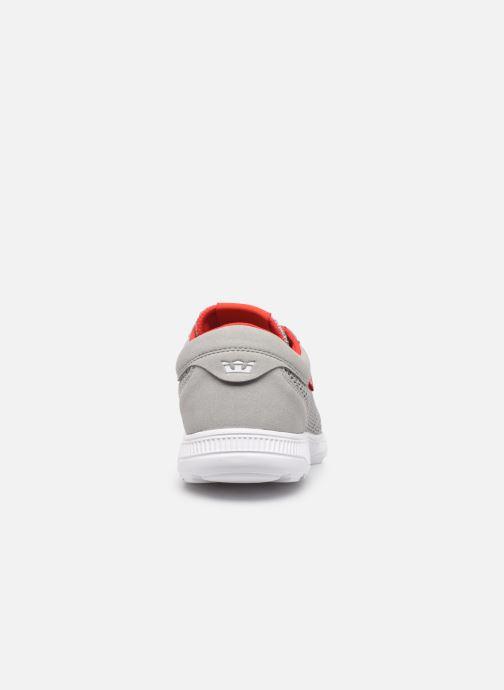 Sneaker Supra Hammer Run grau ansicht von rechts
