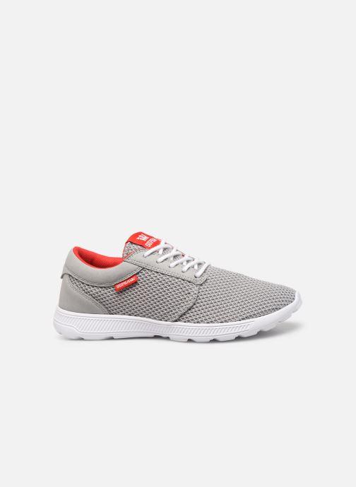 Sneaker Supra Hammer Run grau ansicht von hinten