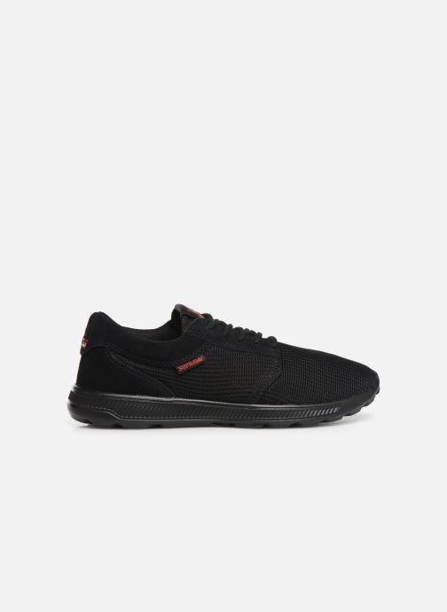 Sneaker Supra Hammer Run schwarz ansicht von hinten