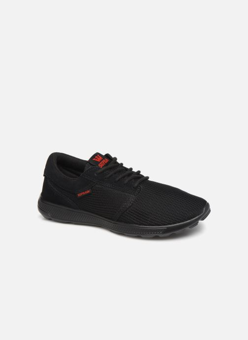 Sneaker Supra Hammer Run schwarz detaillierte ansicht/modell
