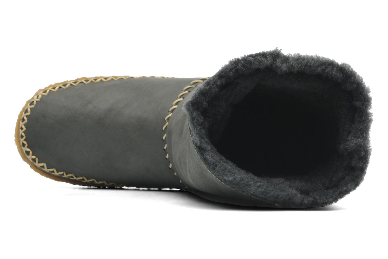 Bottines et boots Laidback London Naira Gris vue gauche