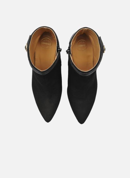 Bottines et boots Made by SARENZA Monceau #8 Noir vue haut
