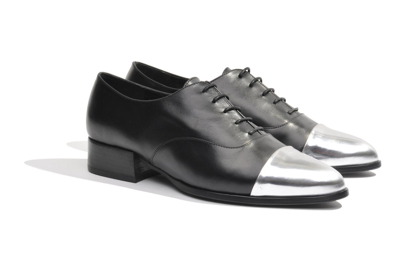 Chaussures à lacets Made by SARENZA Bataclan #15 Noir vue droite