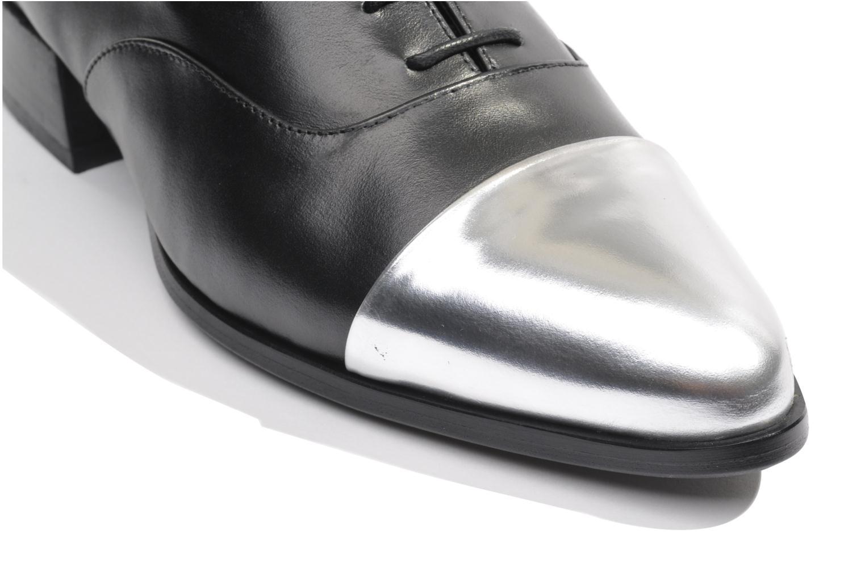 Chaussures à lacets Made by SARENZA Bataclan #15 Noir vue gauche
