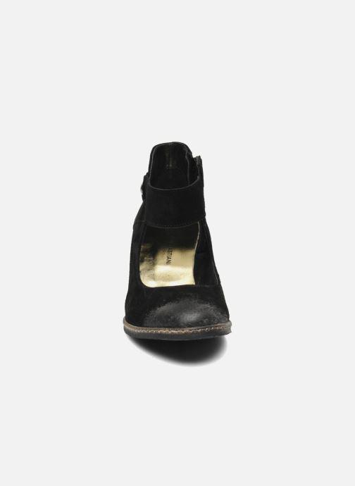 Escarpins Myma Inius Noir vue portées chaussures
