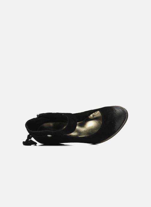 Escarpins Myma Inius Noir vue gauche