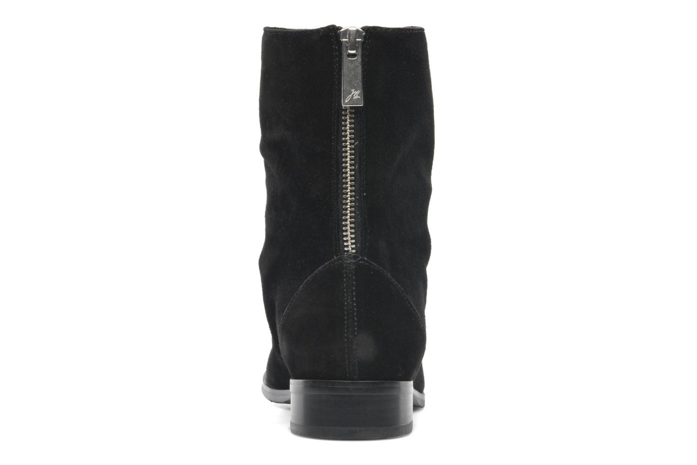Bottines et boots JB MARTIN 2Cheryl Noir vue droite