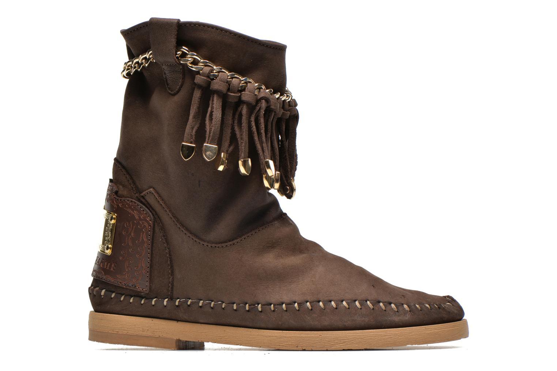 Bottines et boots Karma of Charme Dakota Gold Marron vue derrière