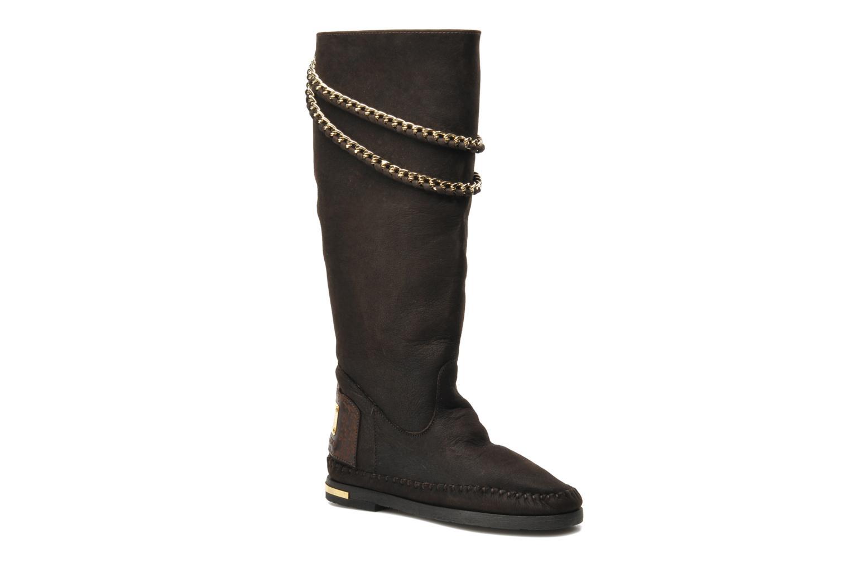 Zapatos casuales salvajes Opera  Karma of Charme Opera salvajes Gold (Marrón) - Botas en Más cómodo 49d84b
