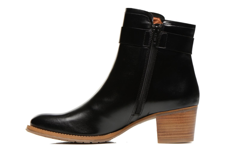 Bottines et boots Georgia Rose Cottage Noir vue face