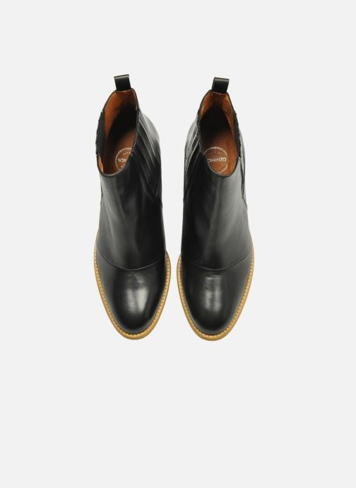 Bottines et boots Made by SARENZA Soft Folk Boots #13 Noir vue portées chaussures