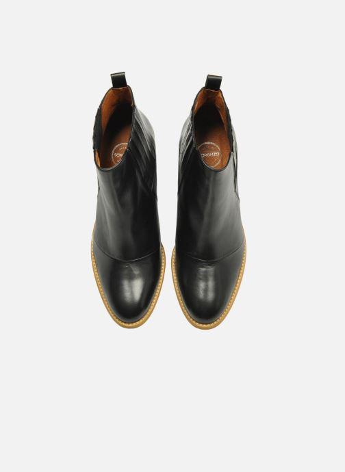 Stiefeletten & Boots Made by SARENZA Soft Folk Boots #13 schwarz schuhe getragen