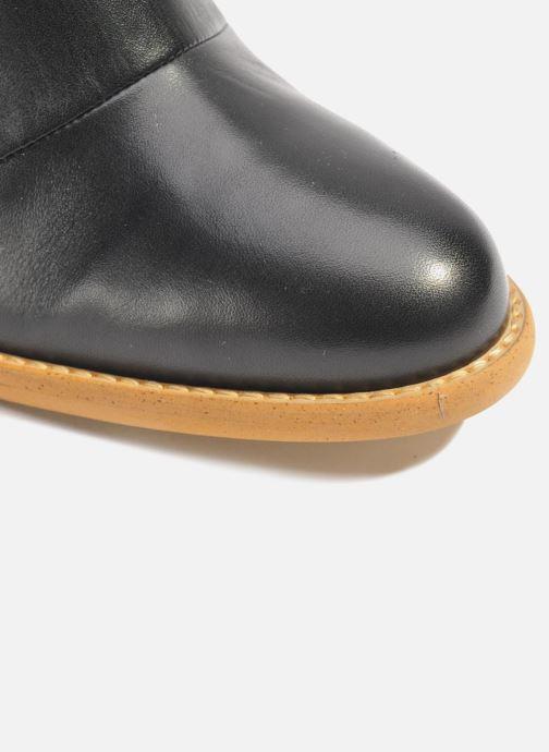 Bottines et boots Made by SARENZA Soft Folk Boots #13 Noir vue haut