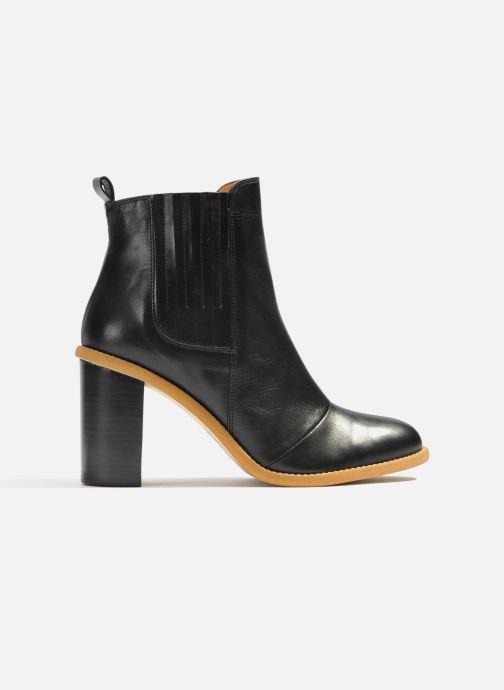 Botines  Made by SARENZA Soft Folk Boots #13 Negro vista de detalle / par