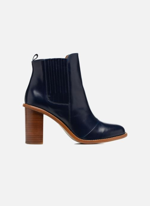 Botines  Made by SARENZA Soft Folk Boots #13 Azul vista de detalle / par