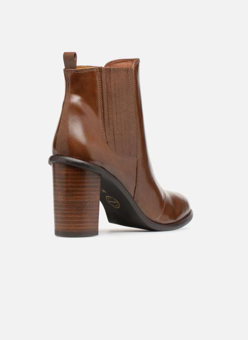 Stivaletti e tronchetti Made by SARENZA Soft Folk Boots #13 Marrone immagine frontale
