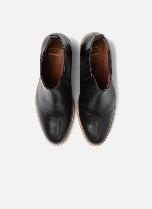 Boots en enkellaarsjes Made by SARENZA Soft Folk Boots #13 Zwart model