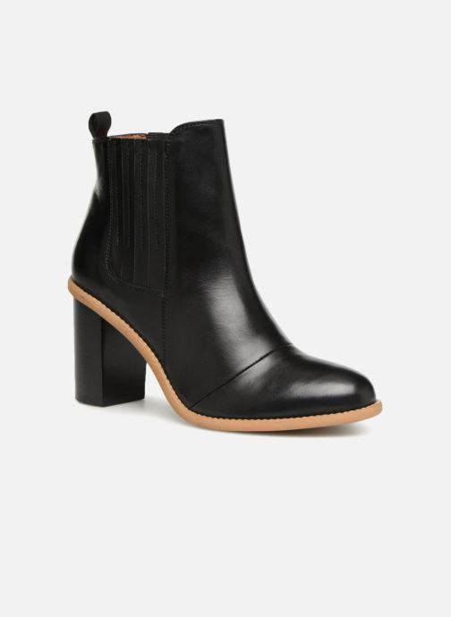 Boots en enkellaarsjes Made by SARENZA Soft Folk Boots #13 Zwart rechts