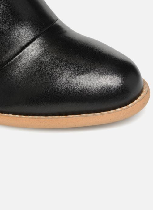 Boots en enkellaarsjes Made by SARENZA Soft Folk Boots #13 Zwart links